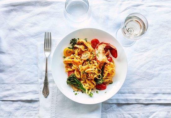 Carluccio's Barnet : lobster tagliolini