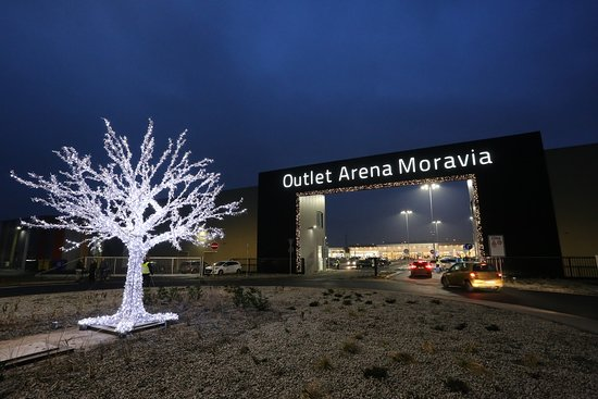 Outlet Arena Morava