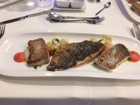 Lani's Gourmet Restaurant: A selection of fine grilled fishes