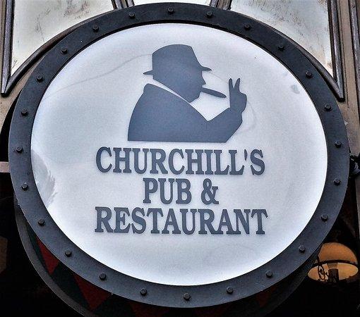 Churchill's Pub & Restaraunt: Ресторан, оставляющий приятные воспоминания – 04