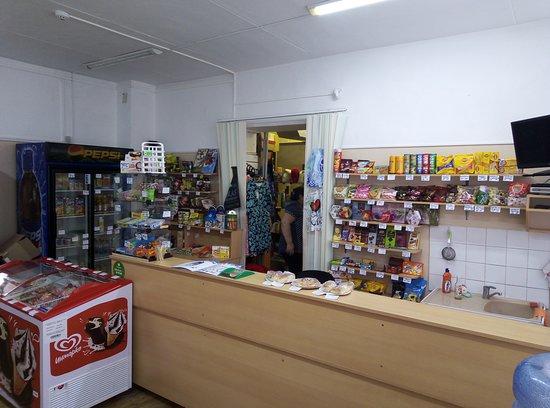 Asbest, Russia: Магазин при санатории