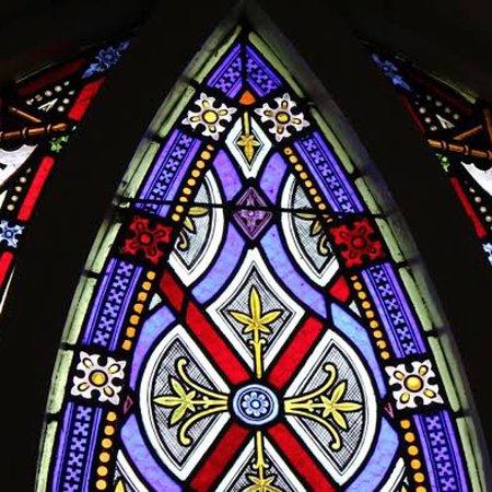St John the Baptist - 14th c. Window