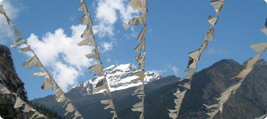 the refreshment in Sikkim