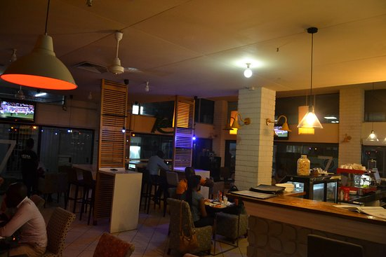 AROMA CAFE is one the best restaurant located just alongside Nkrumah Rd, Ambalal House, Ground Floor which offers you with the most ambient space that will make you comfortable and enjoy your meal .