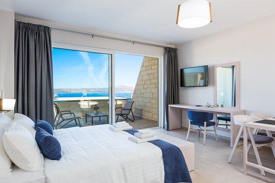 "Plaka, Grèce: ""Standard room sea view"""