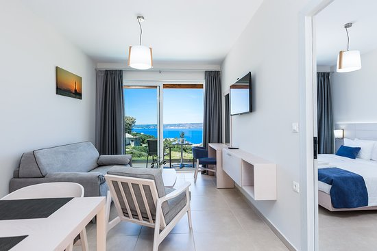 """Plaka, Grèce: """"Executive Suite with sea view"""""""
