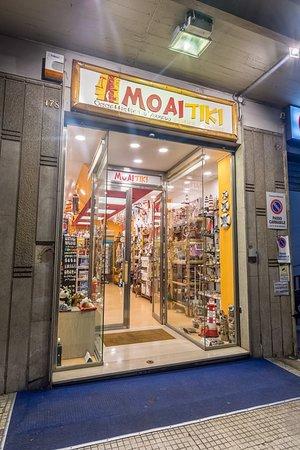 Moai Tiki - Via Risorgimento, 178 - Messina