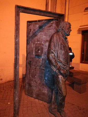 Monument to Dovlatov照片
