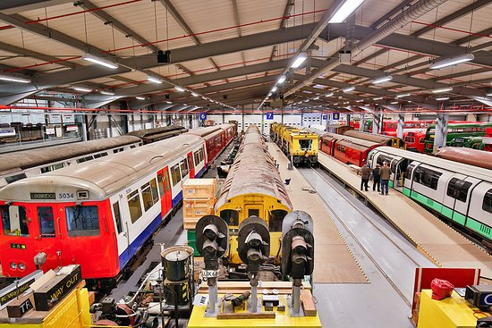 Depot Discovery Tour Review Of London Transport Museum Depot London Uk Tripadvisor
