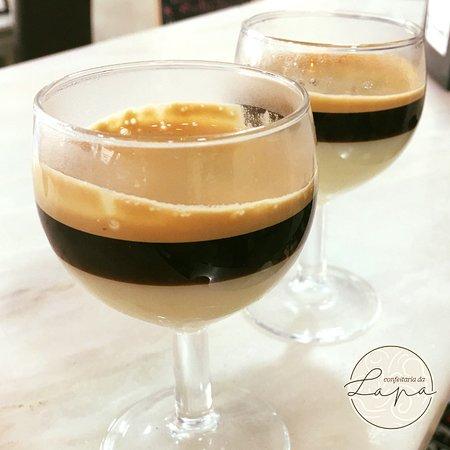Confeitaria da Lapa: Leite Condensado + Café 🥃 Aprova? 😋