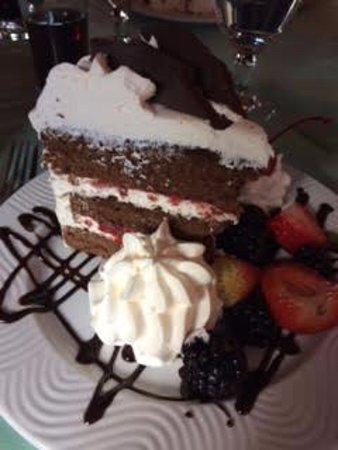 Bavarian Chef: Black Forest Cake
