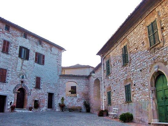 Palazzo di Arcevia, Italia: Castello di Palazzo