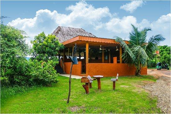 Tissamaharama, Sri Lanka: Restaurant