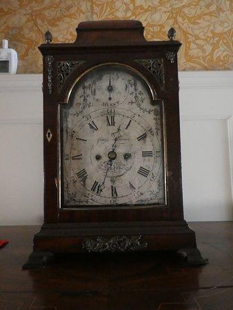 Old Clock still working Standen House