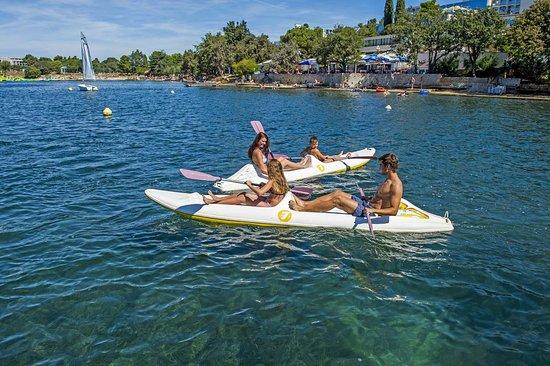 Hotel Gran Vista Plava Laguna: Hotel Plavi Plava Laguna