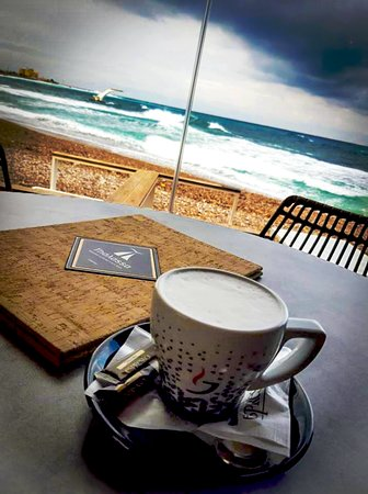Coffee with amazing view?