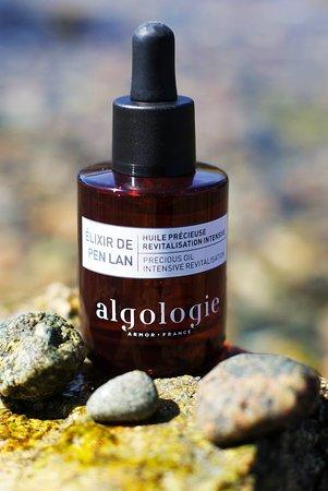 ELIXIR DE PEN LAN, Huile Revitalisante aux Extraits de trois Algues et de Chardon Bleu SOINS ALGOLOGIE