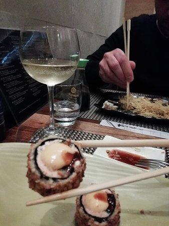Hachi Ristorante Giapponese: Consiglio dello chef!