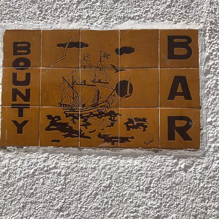 Bounty Bar