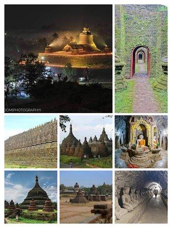 Mrauk U, Birmania: Package tour around Mrauk-U with private guide /driver