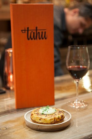 Tahu Restaurant and Bar: Authentic Spanish Tortilla