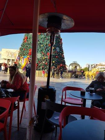Tirana, Albania: City center