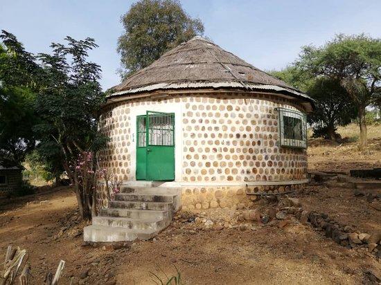 Rhumsiki, Camerún: Bungallow