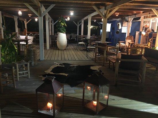 Grand Bourg, Guadeloupe: Le restaurant Le Murat vous propose des Spécialités Alsaciennes et d'autres plats goûteux et savoureux...
