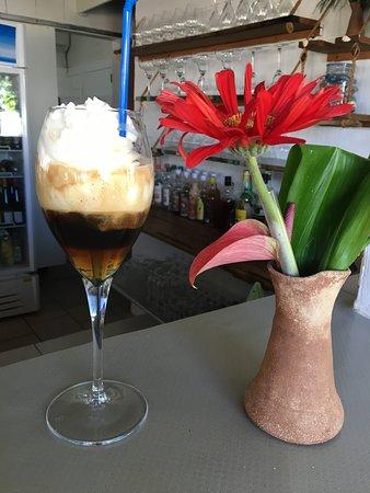 Grand Bourg, Guadeloupe: Notre Irish Café...spécialité alsacienne