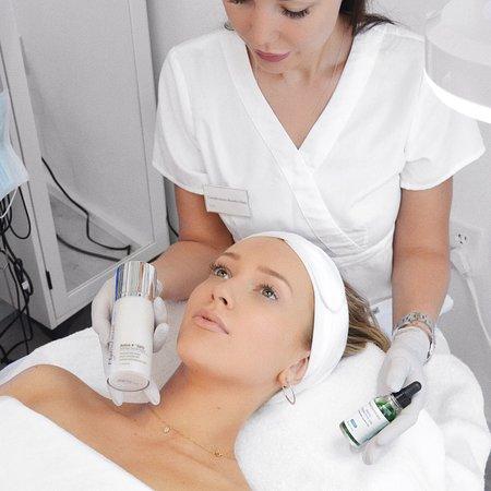 Teint-Schönheitsklinik