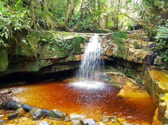 Провинция Морона -Сантьяго, Эквадор: Cascadas coloradas  En Morona Santiago cantón Limón Indanza