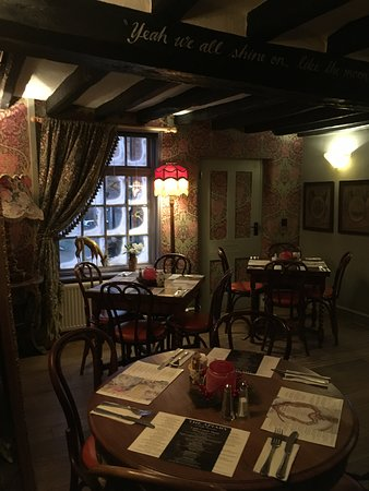 The Apiary at Castle Donington: One of our dining rooms