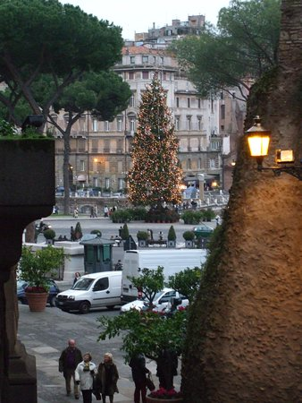 Scorcio vista fori, Roma