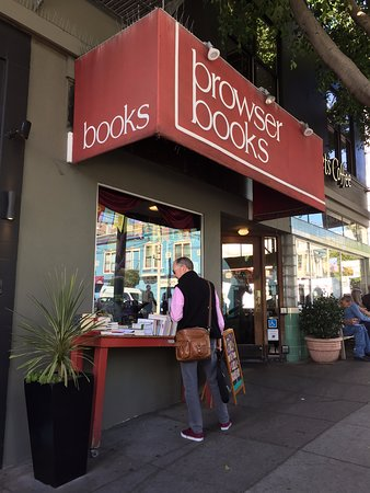 Browser Books (San Francisco) - 2019 All You Need to Know