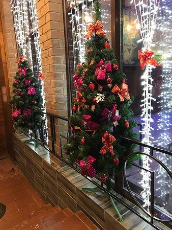 Novocheboksarsk, Ρωσία: Новогоднее настроение уже ощущается!