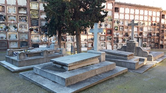 L'Hospitalet de Llobregat, Spain: Cementerio de Sants