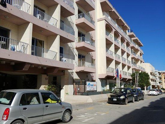 Soreda Hotel: W miesiącach jesiennych ciepłe pokoje tylko od strony południowej