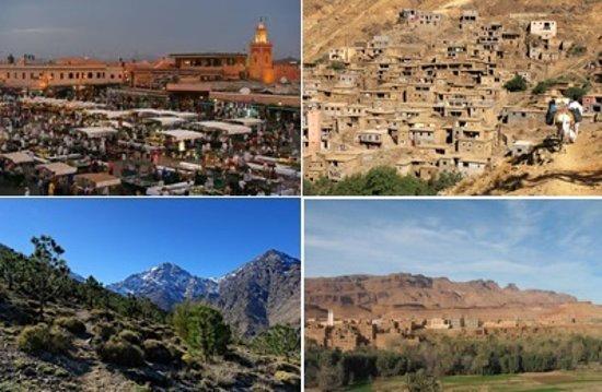 Ouarzazate-bild