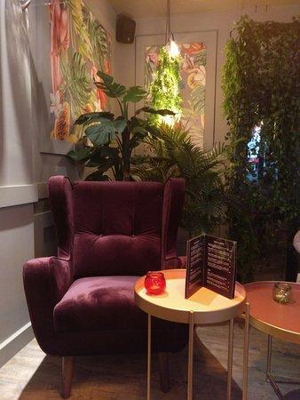 Iguazu lounge