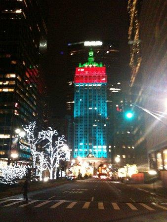 Nueva York, Estado de Nueva York: Xmas in New York - Park Avenue