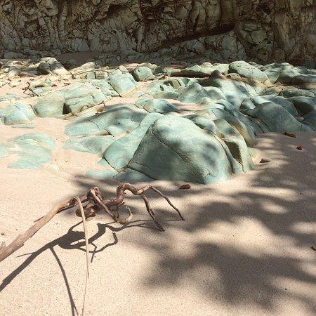 Île de Contadora, Panama: Playa de las Suecas