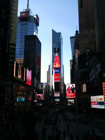 Nueva York, Estado de Nueva York: Xmass in Times Square - NY