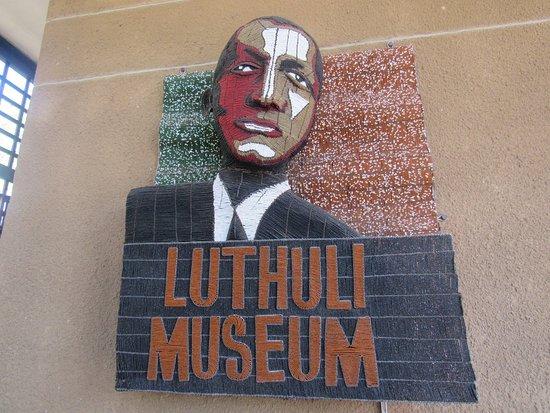 Luthuli Museum-billede