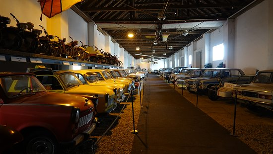 Terezin Automuseum