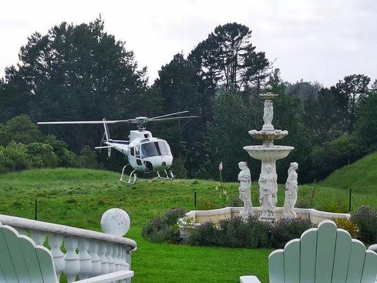 Country Villa Estate: Heli Tour