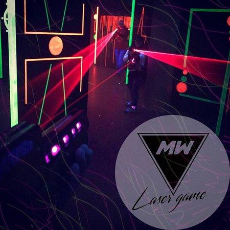 Maze War Laser Game