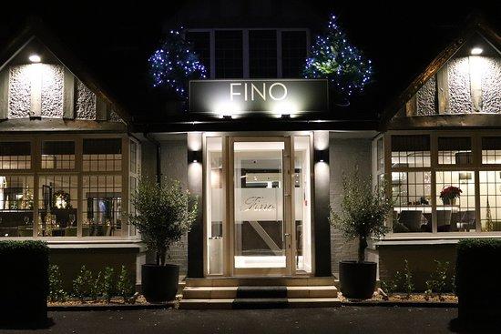 Felpham, UK: FIno at Christmas
