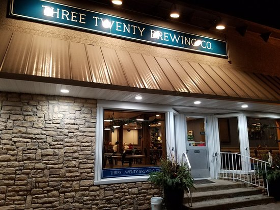 Three Twenty Brewing Co.