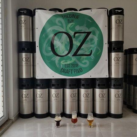 OZ Craft Pivo