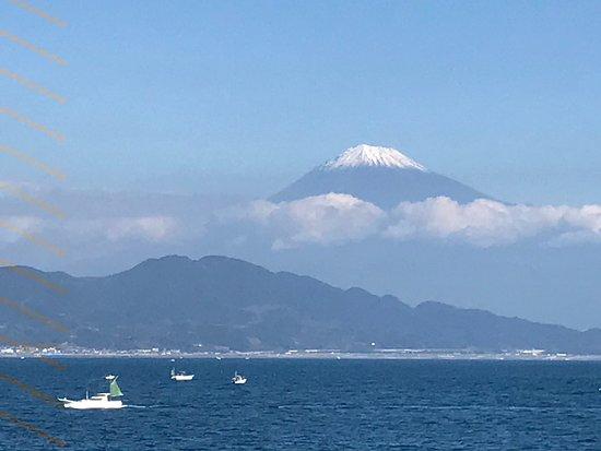 天気が良ければ、ずっと富士山🗻